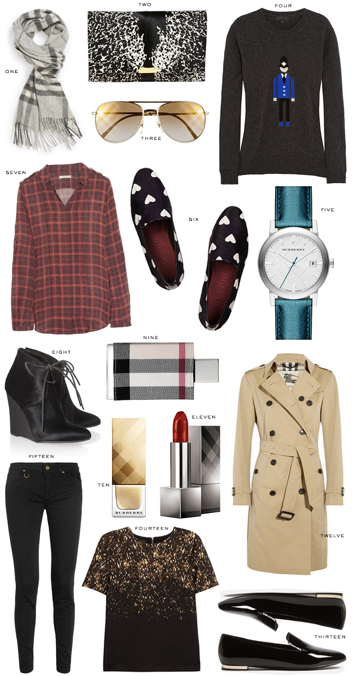 Best of Burberry at Nordstrom | The Style Scribe