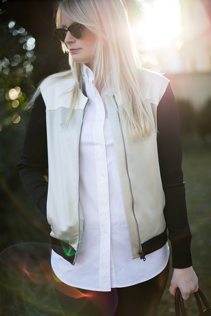 Colorblock Helmut Lang | The Style Scribe