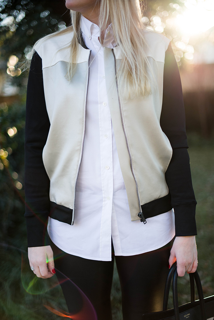 Colorblock Helmut Lang   The Style Scribe