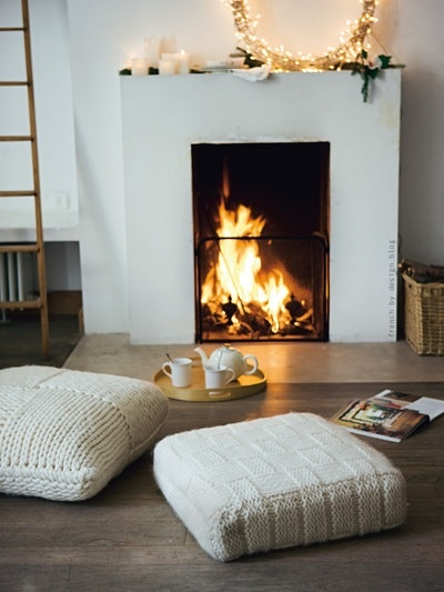 By The Fire | The Style Scribe
