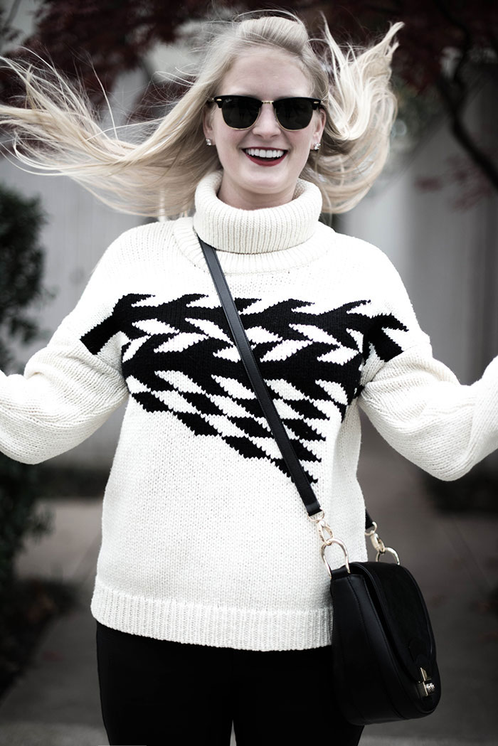 Same Sweater, Different Day | The Style Scribe - Texas Fashion Blog