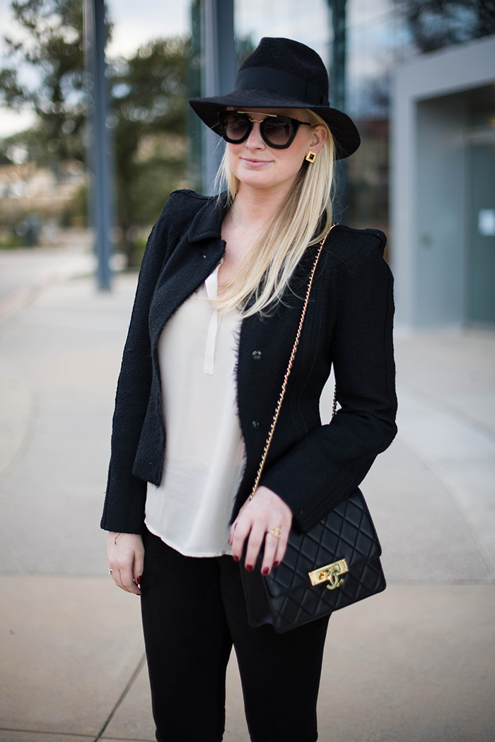 Nude & Black | The Style Scribe