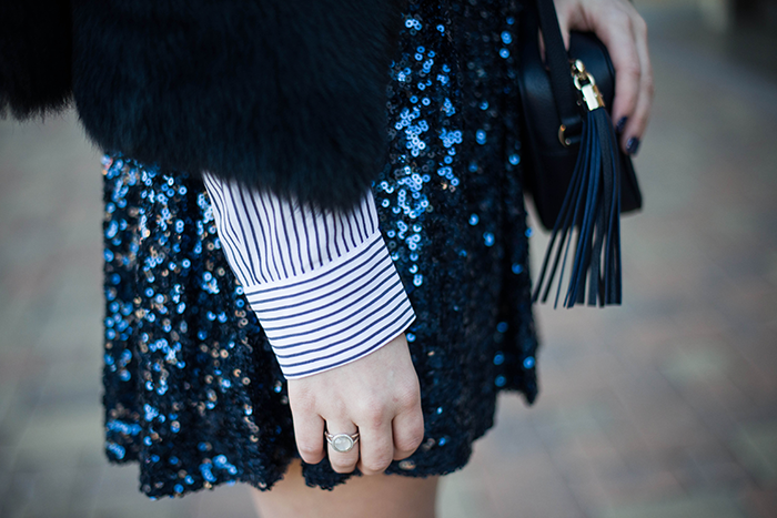 Blue Sparkle | The Style Scribe