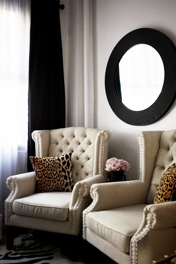 Animal Print Pillows | The Style Scribe