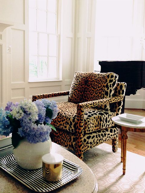 Animal Print Chairs | The Style Scribe