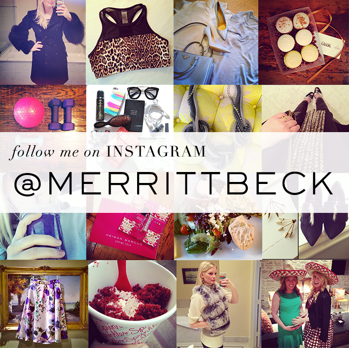 Instagram Merritt Beck | The Style Scribe