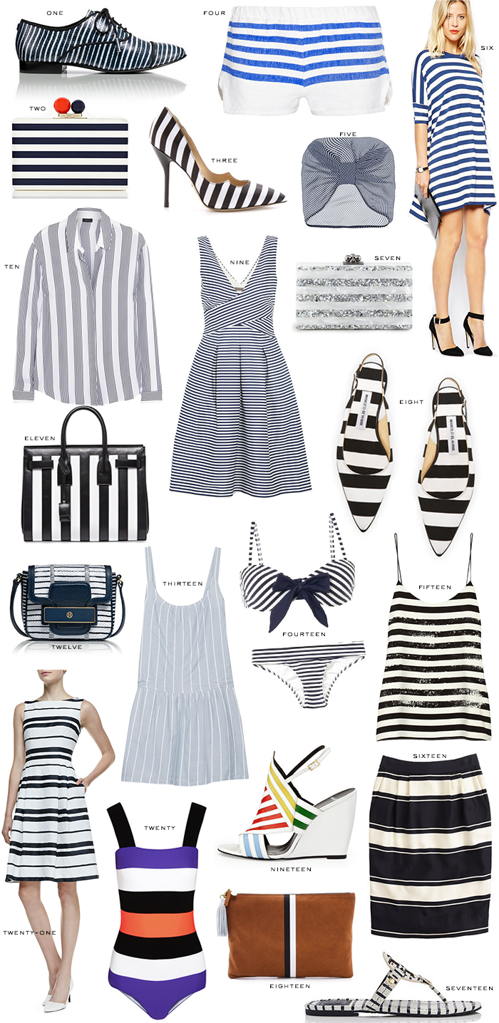 Striped | The Style Scribe