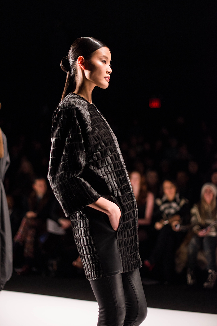 KAUFMANFRANCO Fall 2014 Runway Show | The Style Scribe