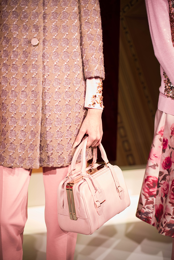 Kate Spade Fall 2014 Presentation | The Style Scribe