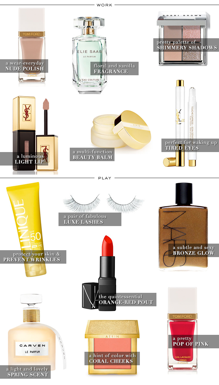 Spring Beauty with Neiman Marcus   The Style Scribe