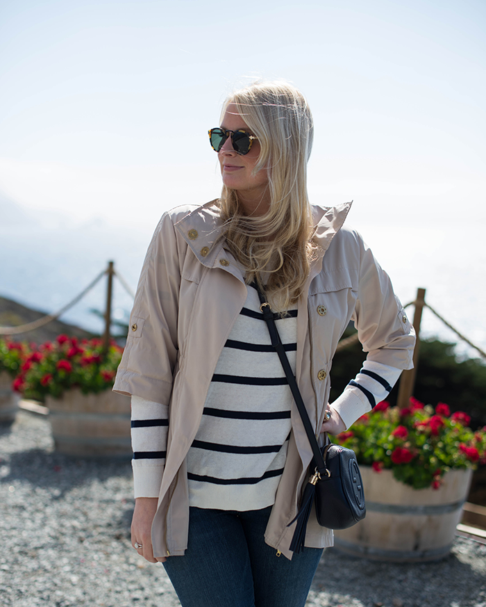 Old Navy Nautical Stripes | The Style Scribe