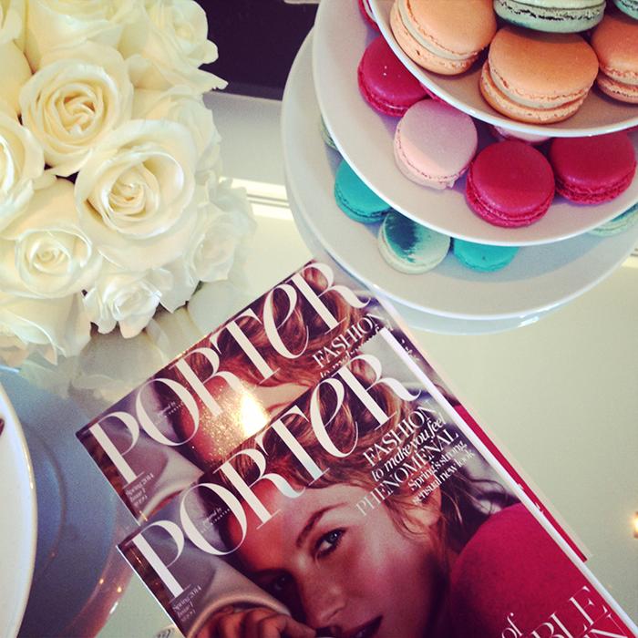 PORTER Magazine, NET-A-PORTER | The Style Scribe