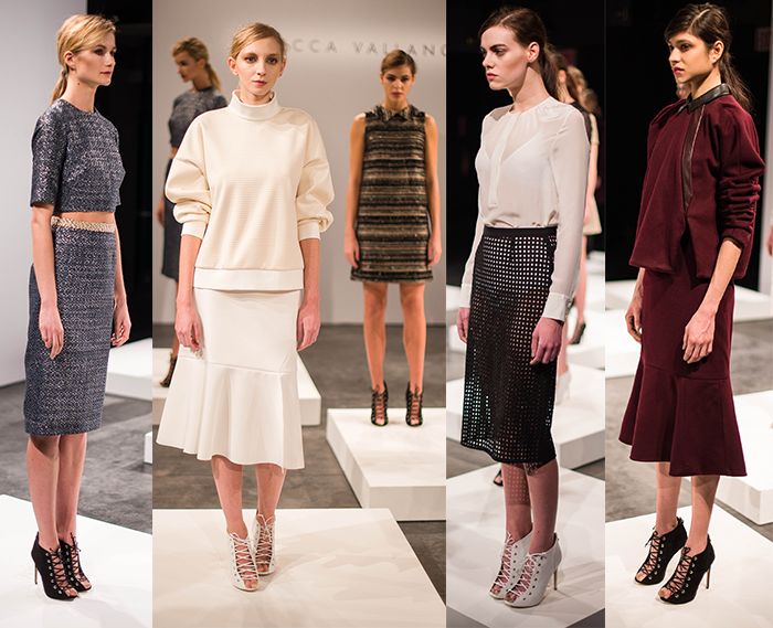 Rebecca Vallance Fall 2014 Presentation | The Style Scribe