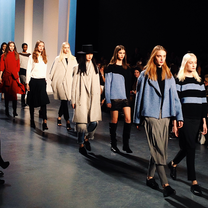 Tibi Fall 2014 | The Style Scribe