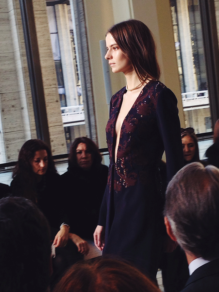 Tory Burch Fall 2014 | The Style Scribe