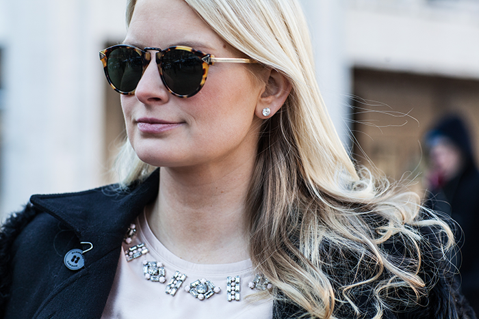 Embellished Tory Burch Top | The Style Scribe