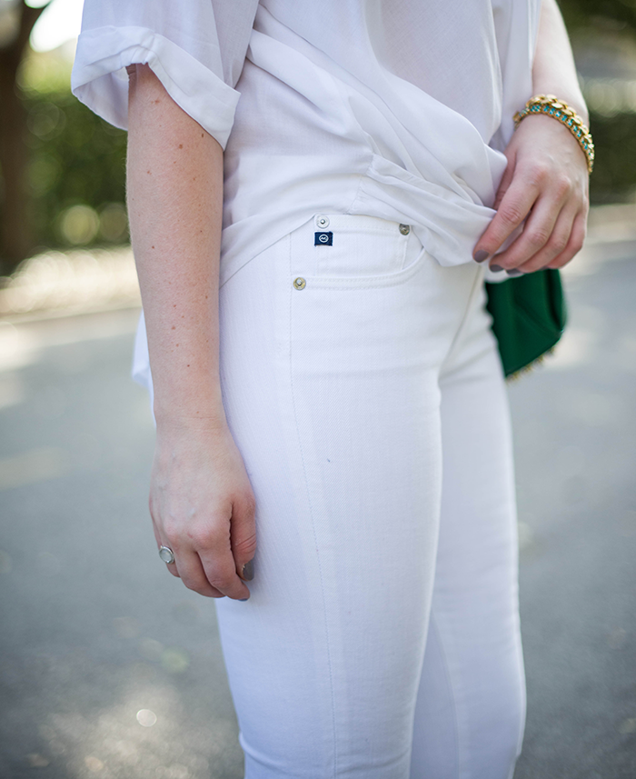 Now & Later, White Denim | The Style Scribe