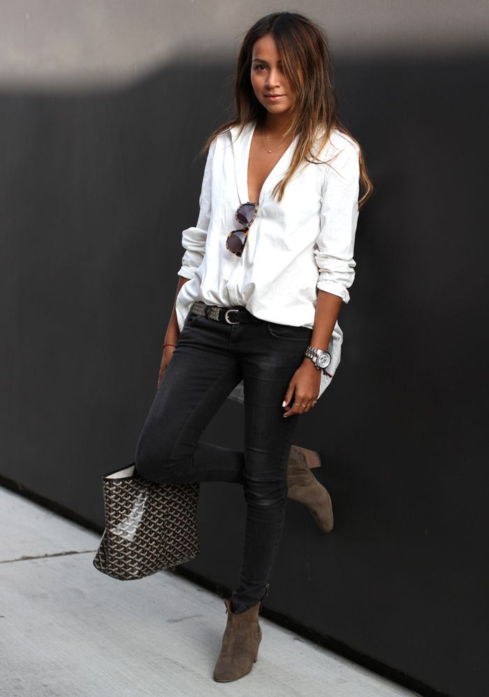 It's a Jean Thing | The Style Scribe