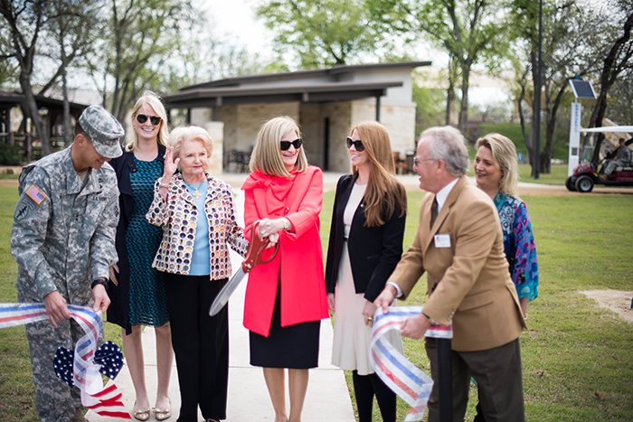 Freedom Field, Brooke Army Medical Center | The Style Scribe