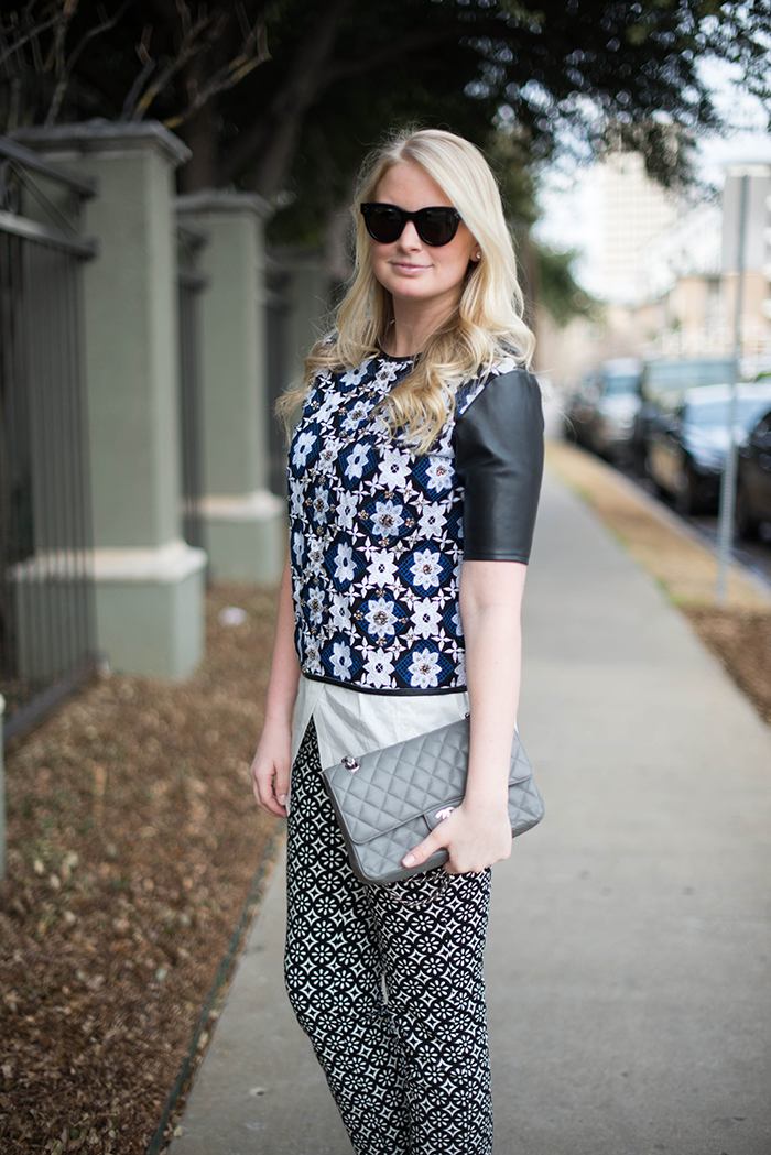 Printed Pants | The Style Scribe