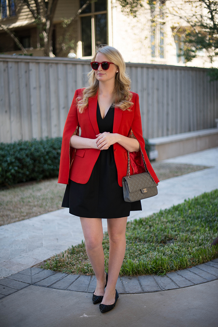 Lady in Red | The Style Scribe