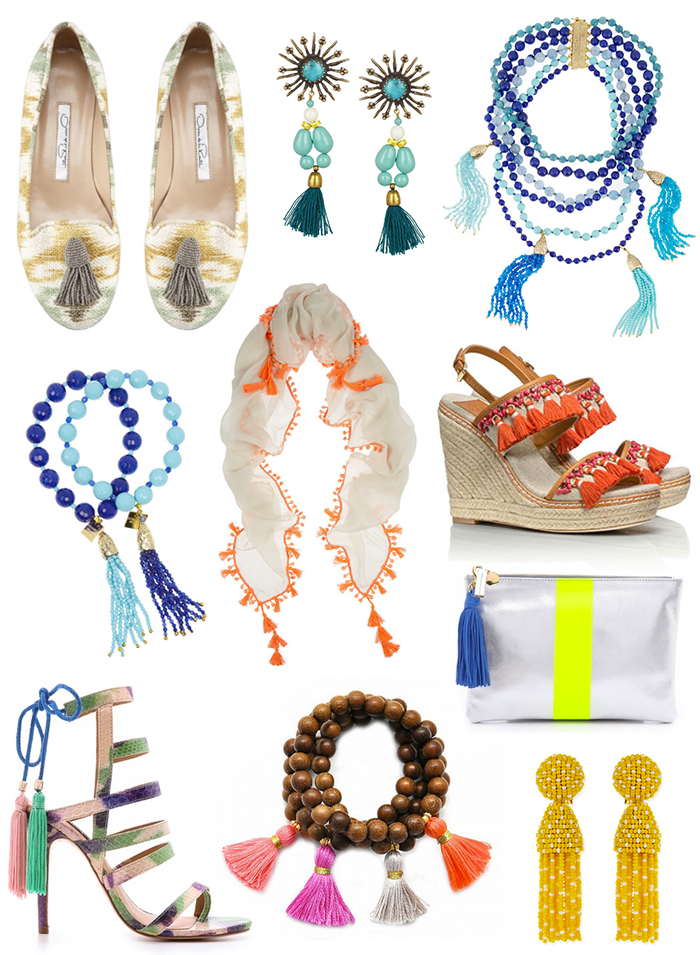 Trend Report // Tassels | The Style Scribe