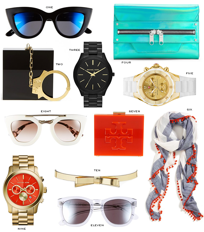 Summer Accessories Report | The Style Scribe