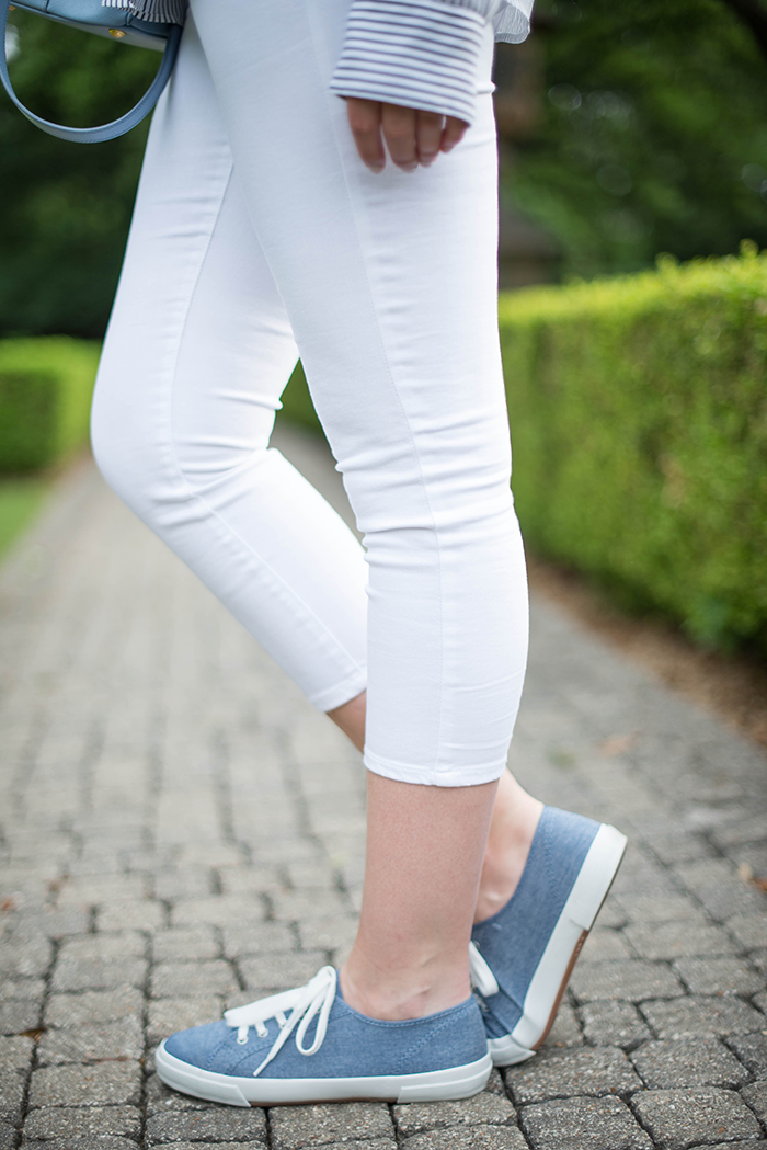 Old Navy Rockstar Cropped Jeans | The Style Scribe