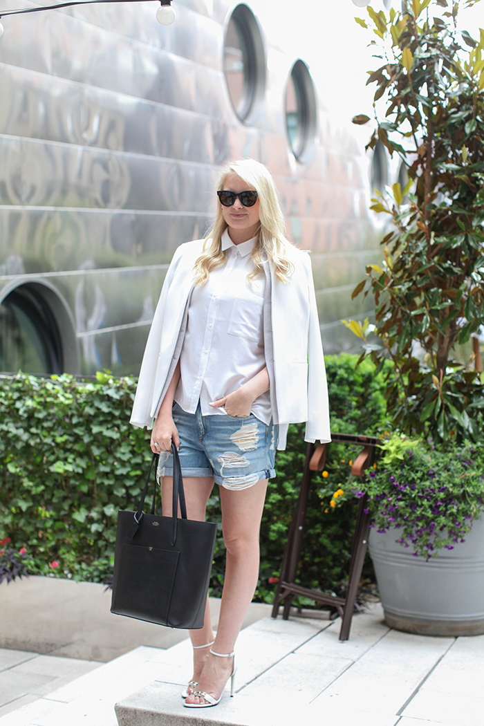 Smythson Panama Tote | The Style Scribe