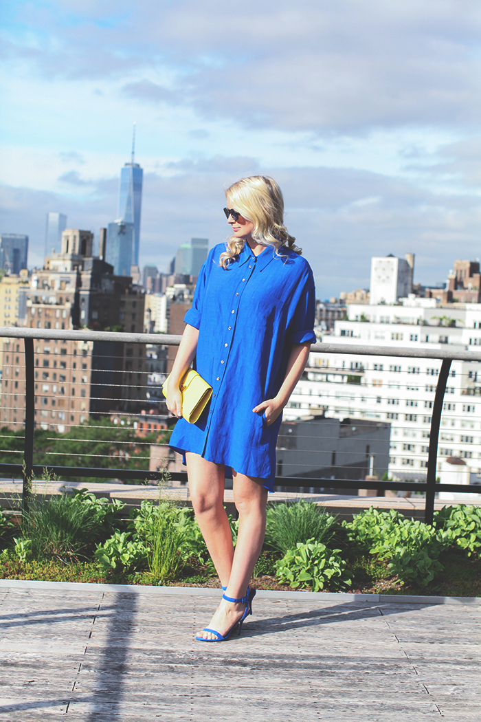 Topshop Boutique Dress | The Style Scribe
