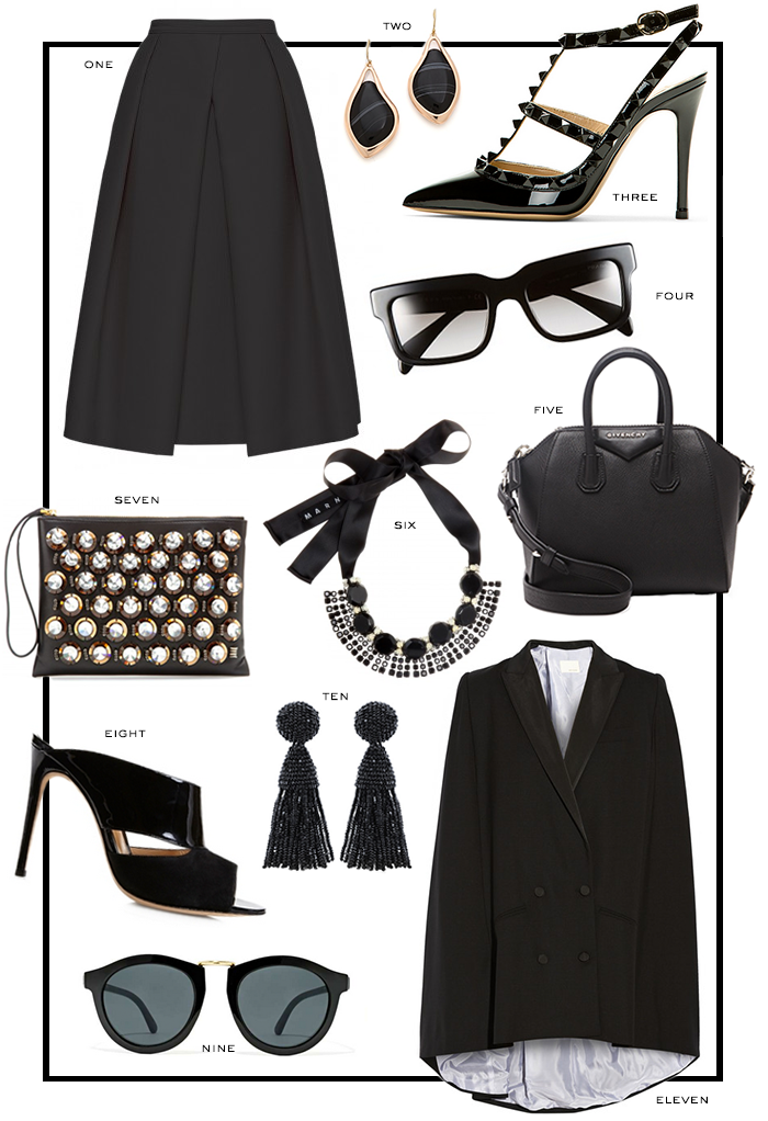 Back to Black | The Style Scribe