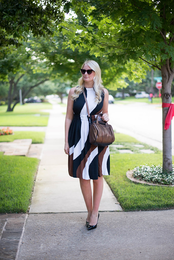 Kate Spade Rio Crepe Dress | The Style Scribe