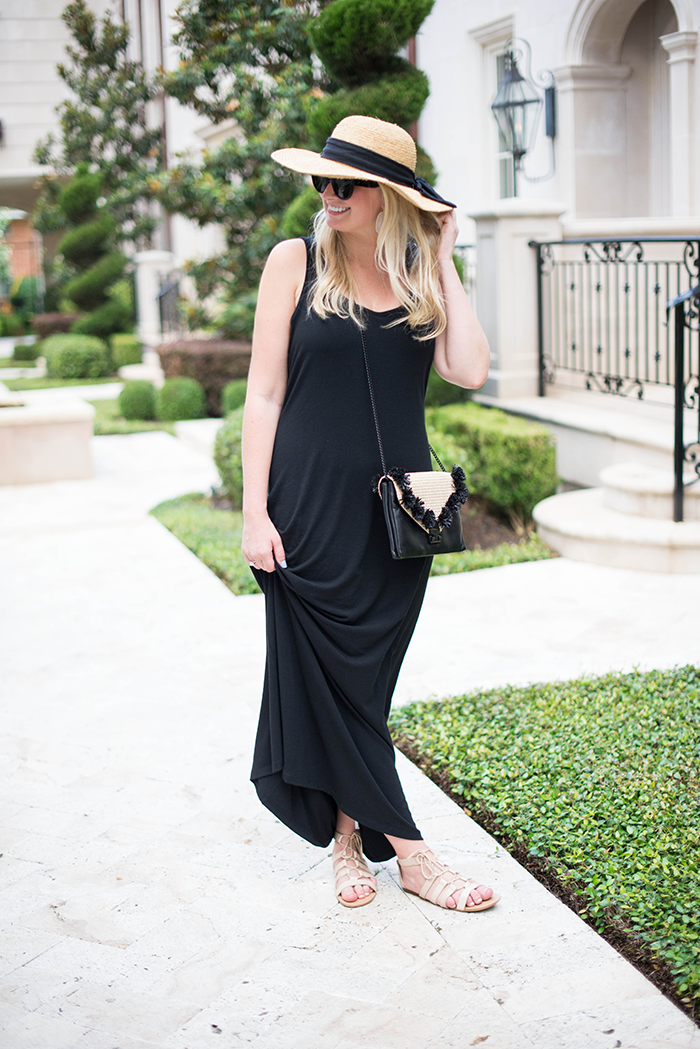 Old Navy Maxi Dress | The Style Scribe