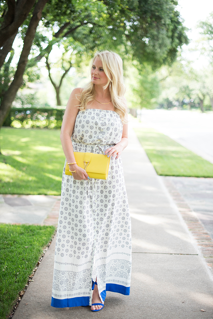b9d24a6439a72 summer staple: the maxi dress | The Style Scribe