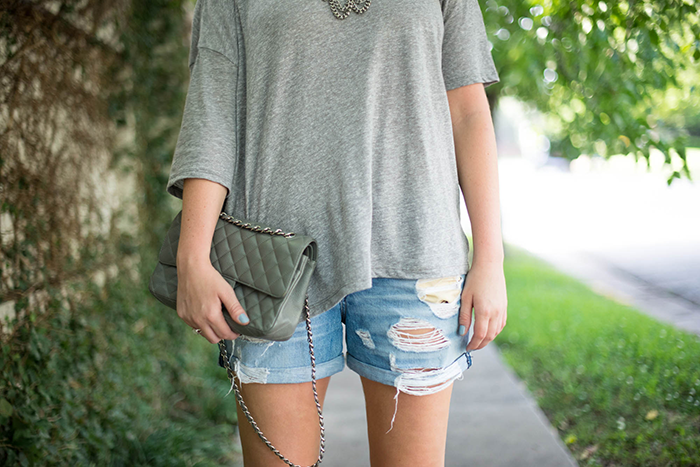 Rag & Bone Boyfriend Shorts | The Style Scribe