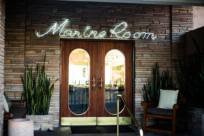 marine room | The Style Scribe