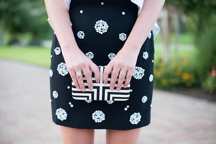Tibi Beaded Dress | The Style Scribe