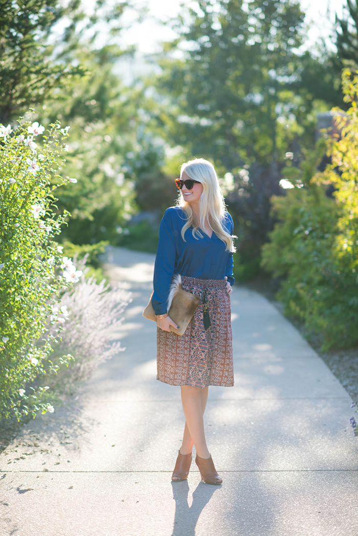 Calypso St. Barth Tassel Skirt | The Style Scribe