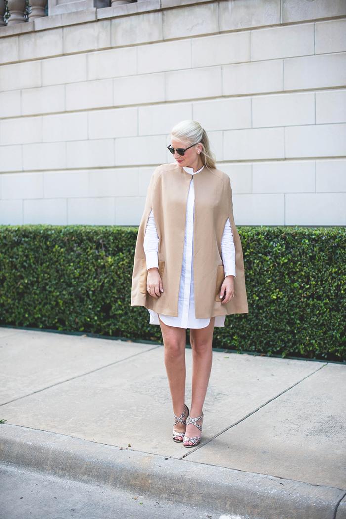 Jenni Kayne Cape | The Style Scribe