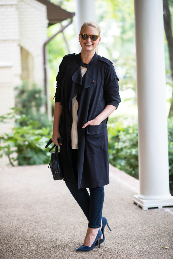 ALC Trench Coat | The Style Scribe