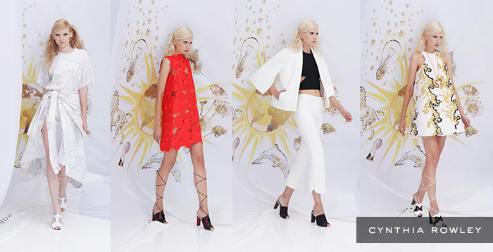 Cynthia Rowley Spring '15 | The Style Scribe