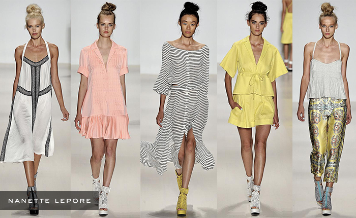 Nanette Lepore Spring '15 | The Style Scribe