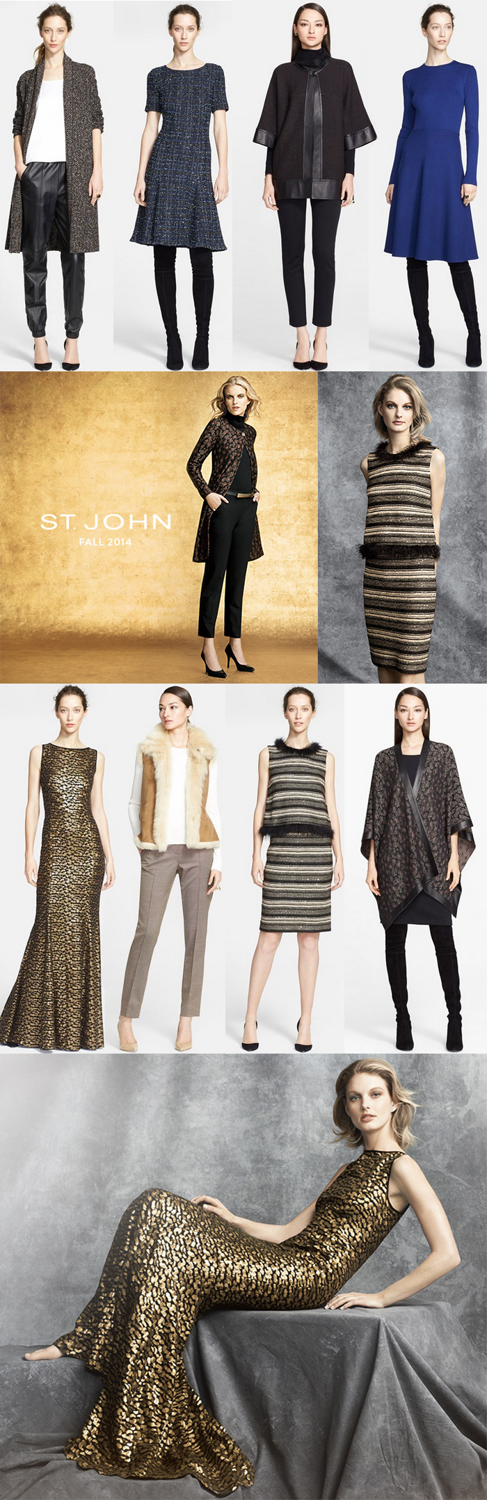 St. John Collection at Nordstrom | The Style Scribe