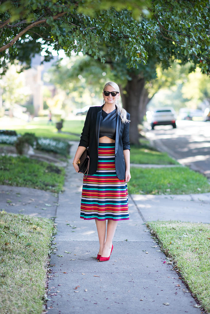 Cynthia Rowley Skirt | The Style Scribe