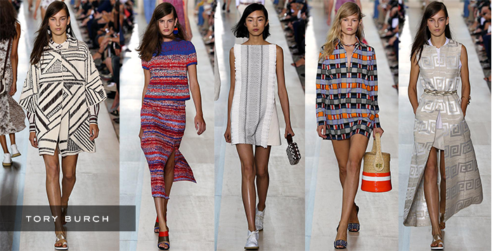 Tory Burch Spring '15 | The Style Scribe