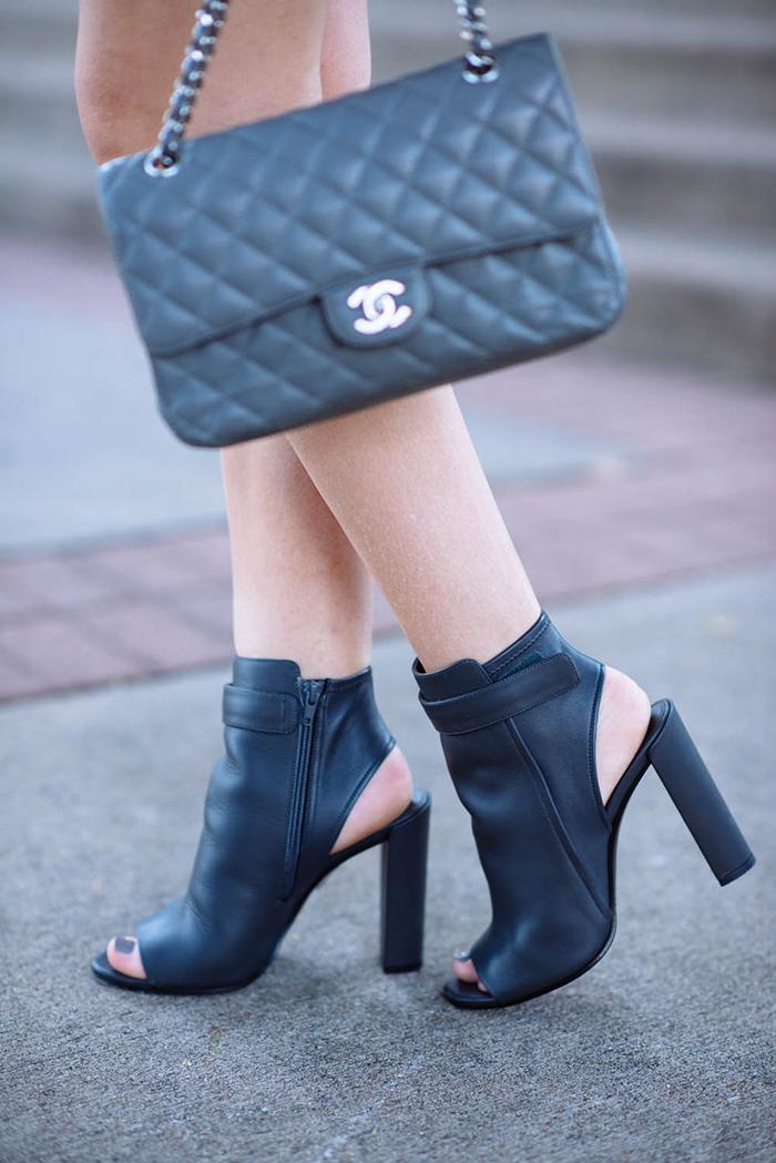 Zara Jacquard Dress | The Style Scribe