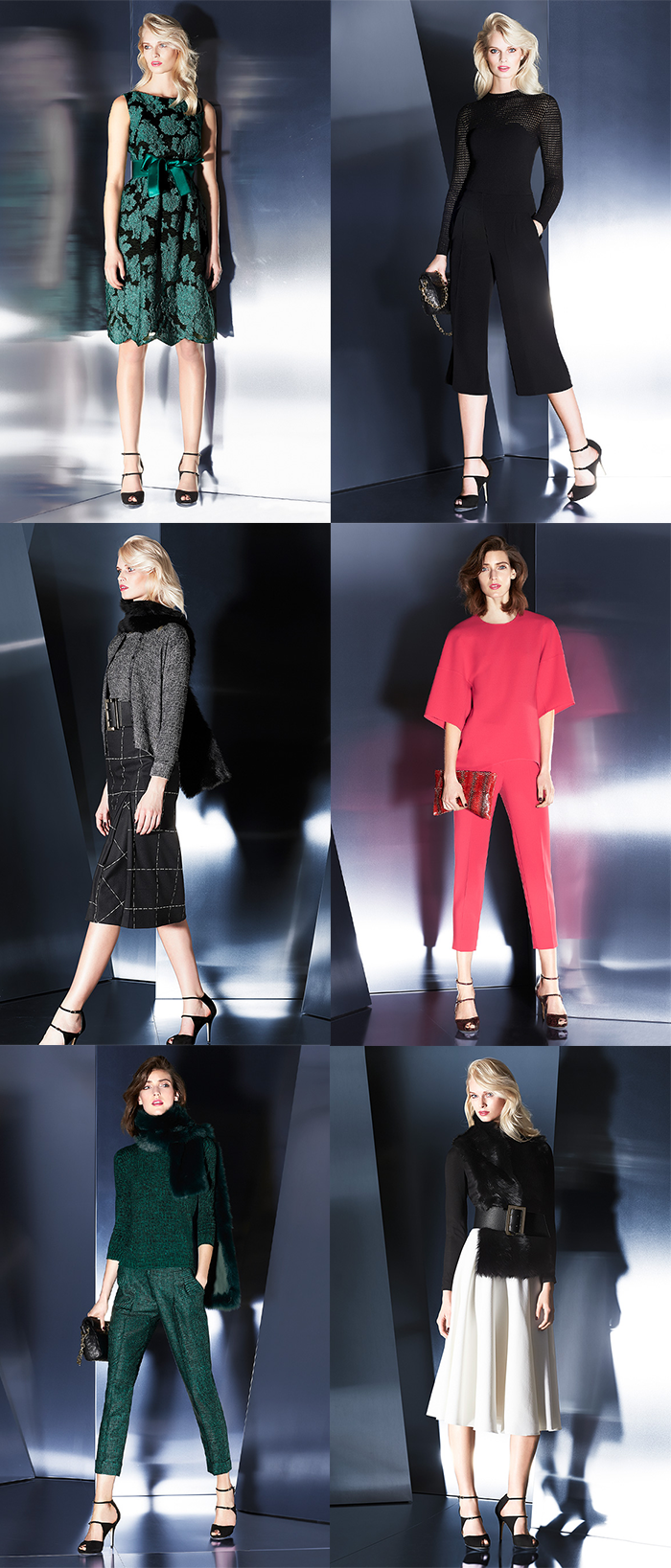 Escada Fall 2014 | The Style Scribe
