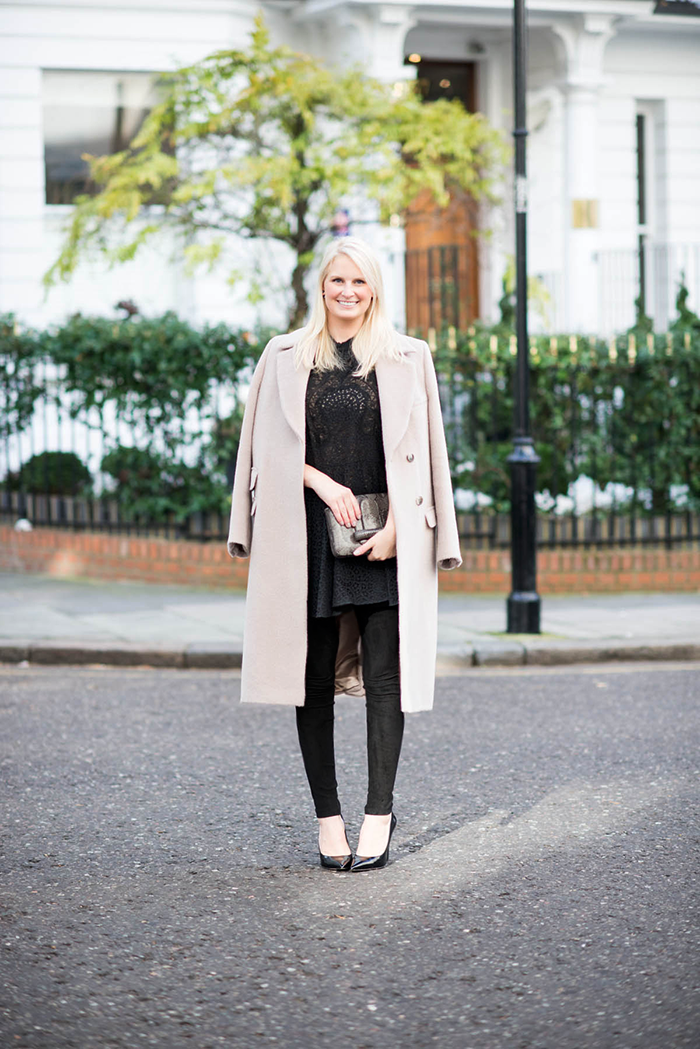 Iris & Ink Aimee Coat | The Style Scribe