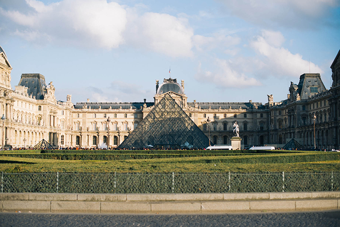 Musee Louvre, Paris | The Style Scribe