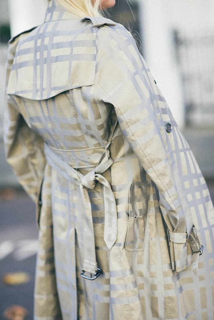 Phillip Lim Dress + Burberry Trench | The Style Scribe